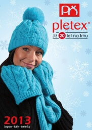 čepice PLETEX 2013