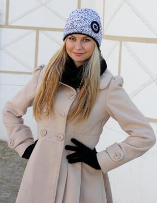 Dámské čepice a rukavice PLETEX